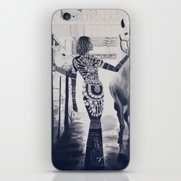 Runway Stable iPhone Skin