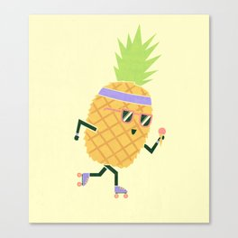 Summer Rollin Canvas Print