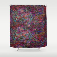 trip Shower Curtains featuring Trip by NaturePrincess