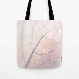 Abstract Leaf 2 Tote Bag