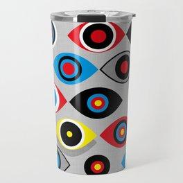 Eye on the Target Travel Mug