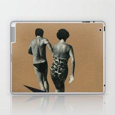 Beach Romance Laptop & iPad Skin