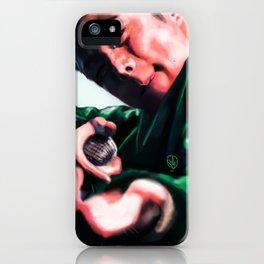 Beenzino in Action iPhone Case