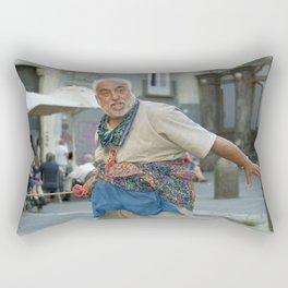 Neapolitan shakespeare Rectangular Pillow