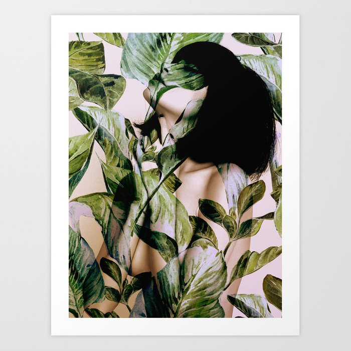 Discover the motif IN BLOOM I by Andreas Lie as a print at TOPPOSTER