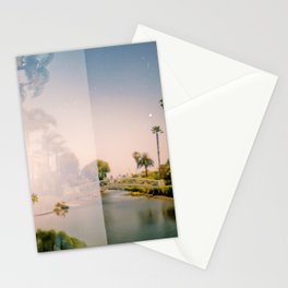 Venice Canals [lo-fi] Stationery Cards