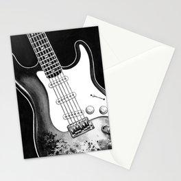 Stratocaster Stationery Cards