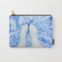 Feet in the pool Carry-All Pouch