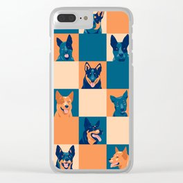 It's a Hard Enough Rough Clear iPhone Case