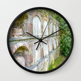 The Lost Gardens of Heligan - Bee Boles Wall Clock
