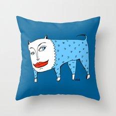 doggie Throw Pillow