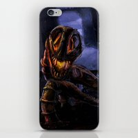 castlevania iPhone & iPod Skins featuring Castlevania: The Bridge by FirebornForm