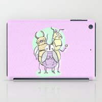 bugs iPad Cases featuring Bugs by Sonia Lazo