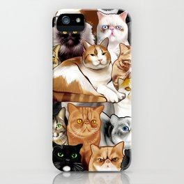 Tigger iPhone Case