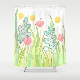 totebag Shower Curtain
