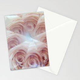 crystal rose Stationery Cards
