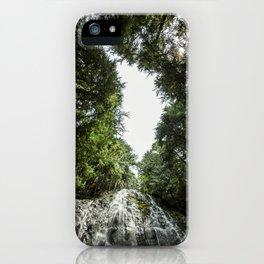 Ramona Falls iPhone Case