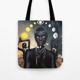 hathor's worship Tote Bag