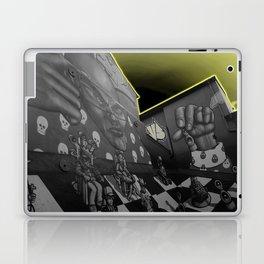 Hip hop Chess Wall Laptop & iPad Skin