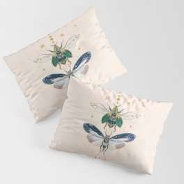 Moon insects Pillow Sham