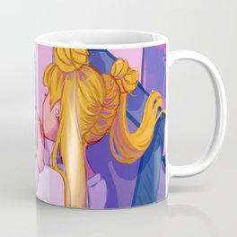 """""""Getaway"""" Sailor Moon Coffee Mug"""