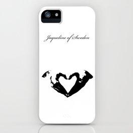 La voix du coeur | 心臟的聲音 iPhone Case