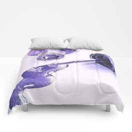 Purple Polish Comforters
