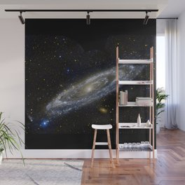 The Andromeda Galaxy Wall Mural