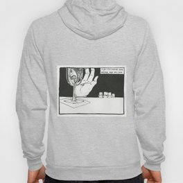 Hand of Doom Hoody