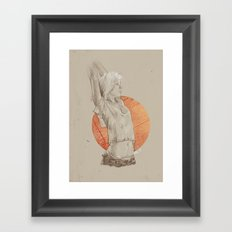 Anja Framed Art Print