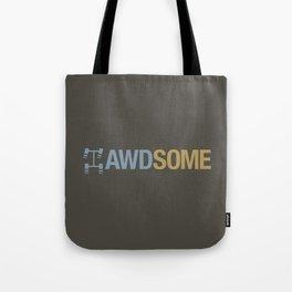 AWDSOME v7 HQvector Tote Bag