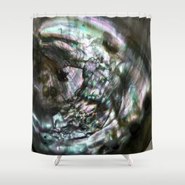 Frisco Oyster Shower Curtain