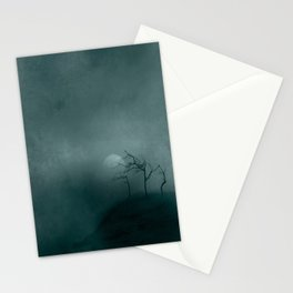 Three ~ Black and White Stationery Cards