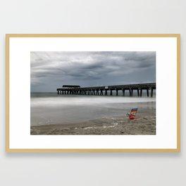 Summer Lost Framed Art Print