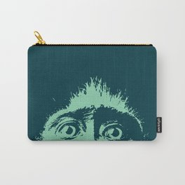 Peeping tom Carry-All Pouch