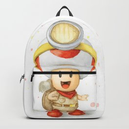 Captain Toad Backpack