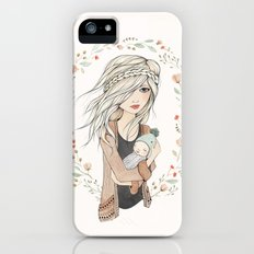 Mother's Love iPhone (5, 5s) Slim Case