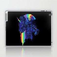 Rainbow harvest (so intense) Laptop & iPad Skin