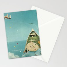 Air Communication Stationery Cards