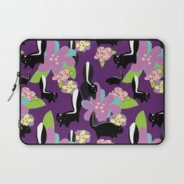 Spring Skunks Laptop Sleeve
