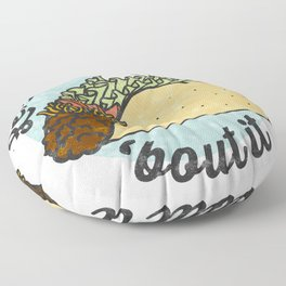 Let's taco 'Bout it. Floor Pillow