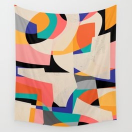 ColorShot III Wall Tapestry
