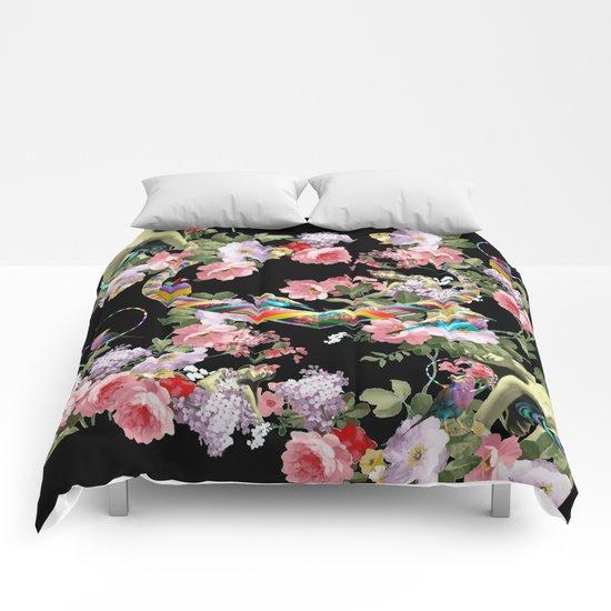 Hoop Love Comforters