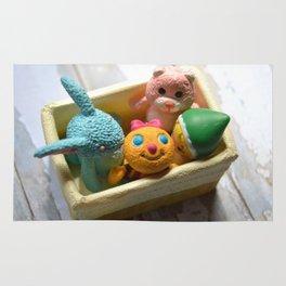 Toys - Basket Rug