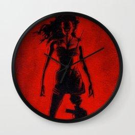 Cherry Darling Wall Clock