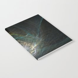Cloud swirl Notebook