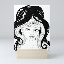 The Maddest Woman Mini Art Print