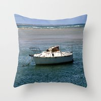 rustic Throw Pillows featuring Rustic by Chris' Landscape Images & Designs