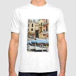 pastel city T-shirt