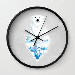 + POLAR ALERT + Wall Clock
